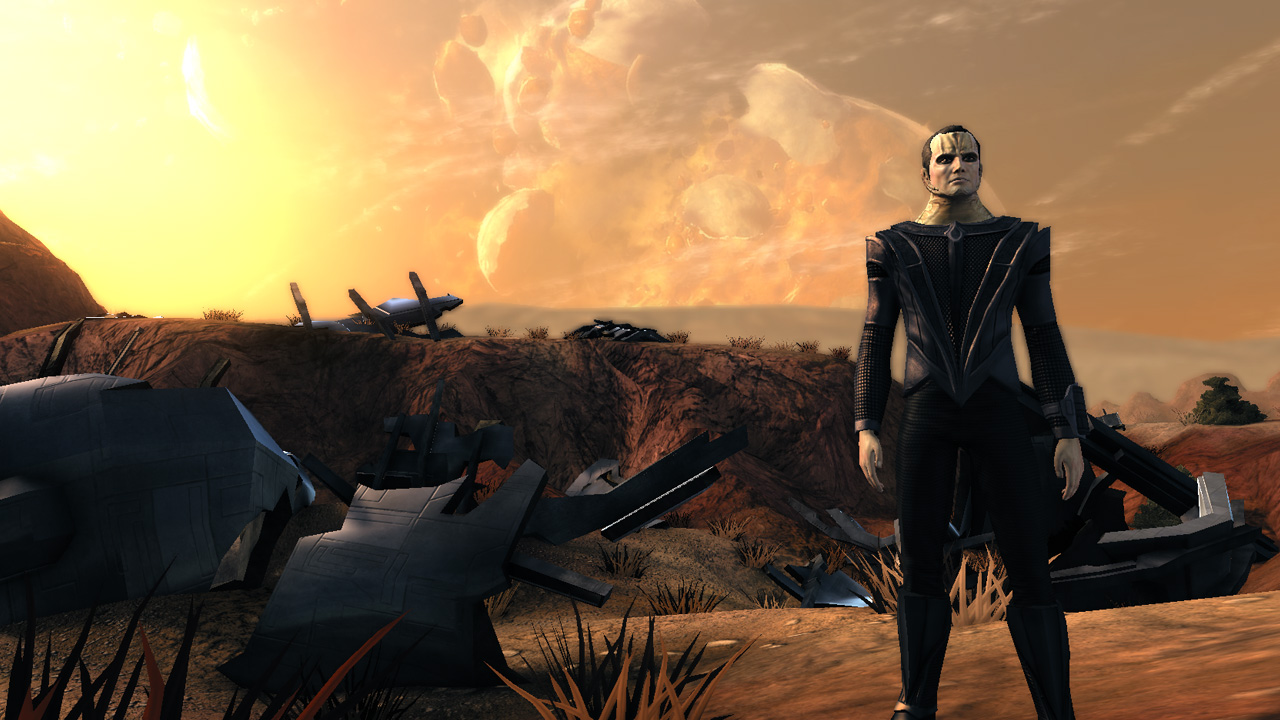 Star Trek Online Review Download Guide Walkthrough