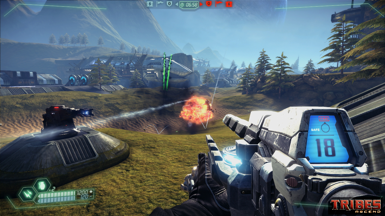 Tribes Ascend Review and Download