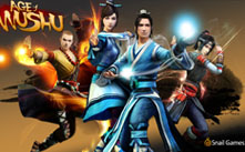 Age of Wushu is Coming to States