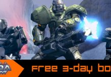Global Agenda 3-Day Booster Giveaway 1