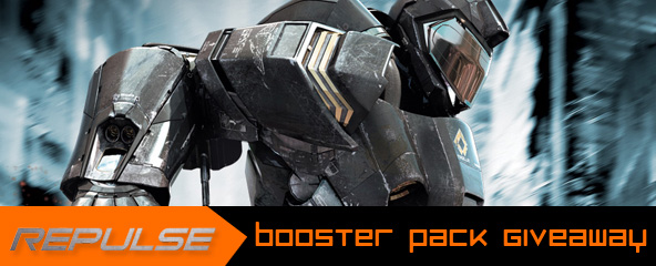 Repulse Booster Pack Key Giveaway