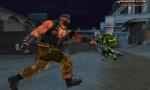 Cross Fire: Aliens Vs Commandos Mode