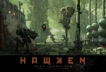 Hawken will be free to play 1
