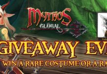 Mythos Global Rare Item Key Giveaway 1