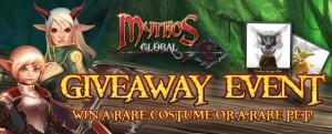 Mythos Global Rare Item Key Giveaway 1