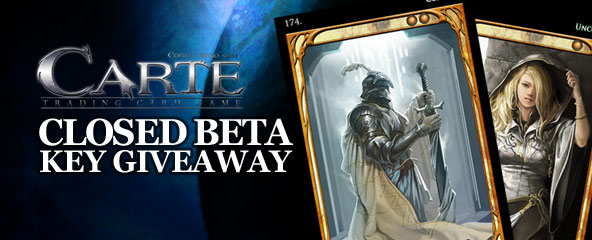 Carte Closed Beta Key Giveaway