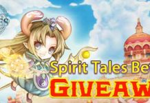 Spirit Tales Closed Beta Key Giveaway 1