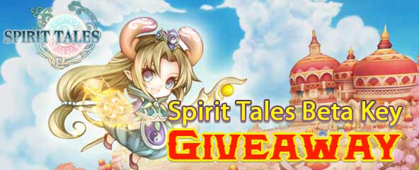 Spirit Tales Closed Beta Key Giveaway