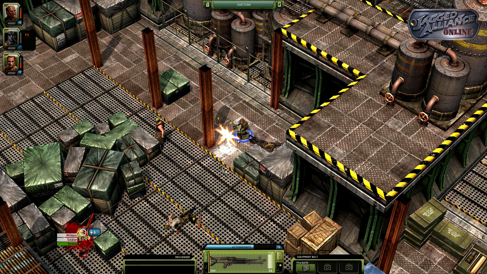 Jagged Alliance Online (1)