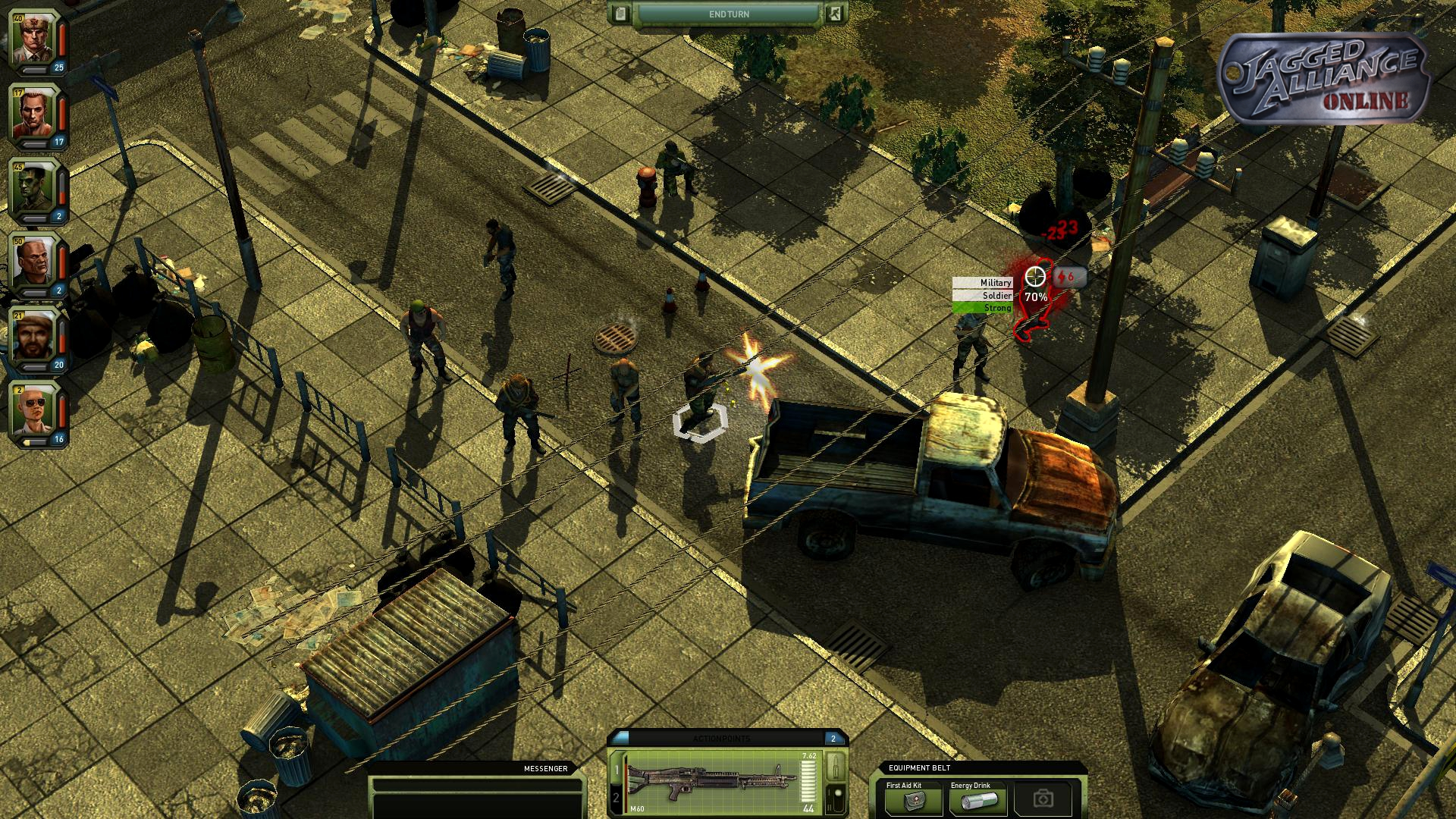Jagged Alliance Online (2)