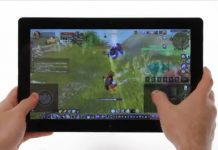 Play PC MMORPG Games on Tablets!