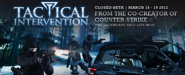 Tactical Intervention Closed Beta Key Giveaway