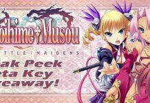 Web Koihime Musou Beta Key Giveaway 1