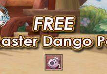 Spirit Tales Master Pet Dango Giveaway 1