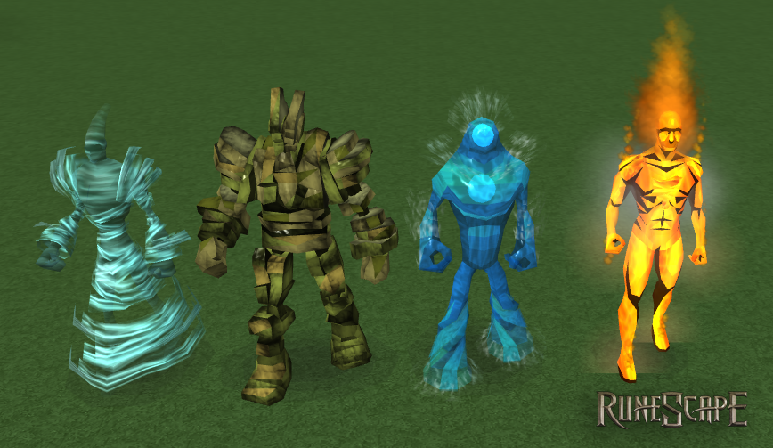Runescape New Update Revamps The Combat System Mmo Bomb