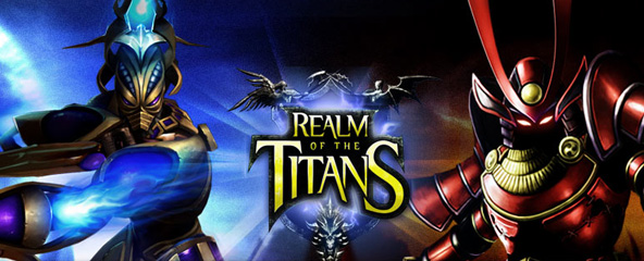 Realm of the Titans Closed Beta Key Giveaway