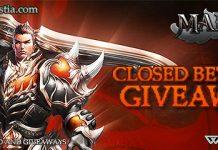 Maestia Closed Beta Key Giveaway 2