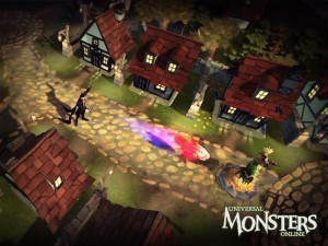 Universal Monsters Online: New MOBA From Bigpoint