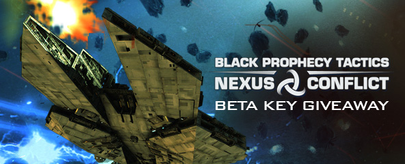 Black Prophecy Tactics Beta Key Giveaway