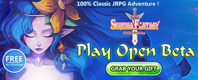Serenia Fantasy Starter Gift Pack Giveaway