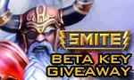 SMITE Closed Beta Key Giveaway (More Keys)