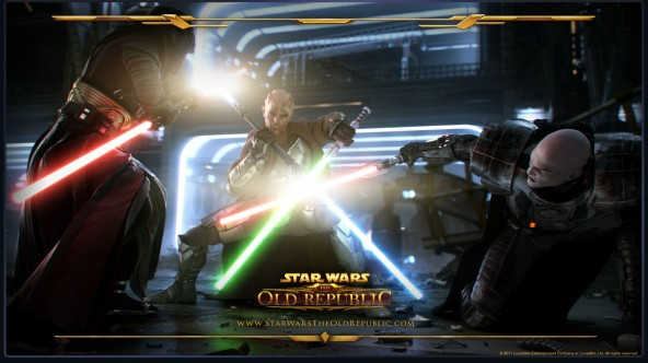 Star Wars: The Old Republic Going Free To Play? 1
