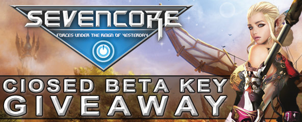 Sevencore Closed Beta Key Giveaway