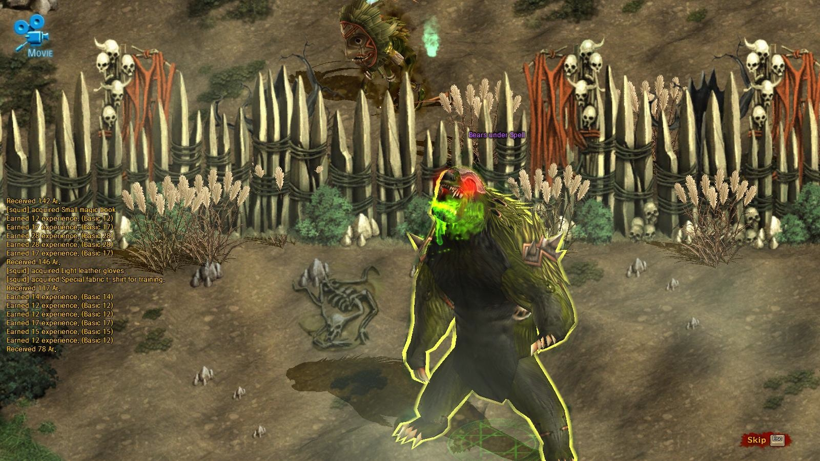 DarkBlood Quest boss 2