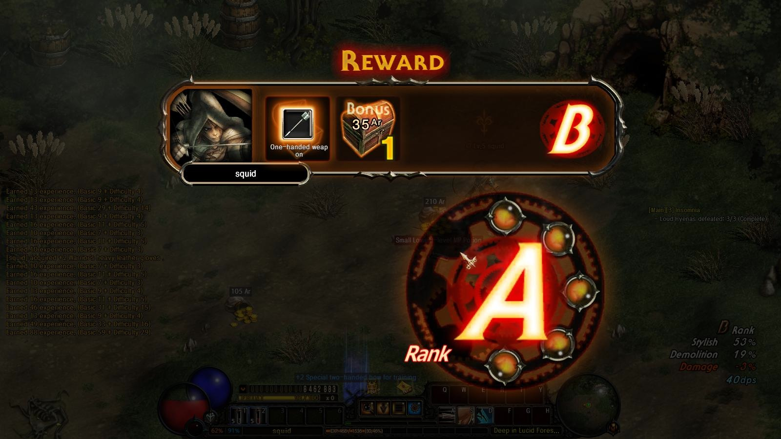 DarkBlood Rank