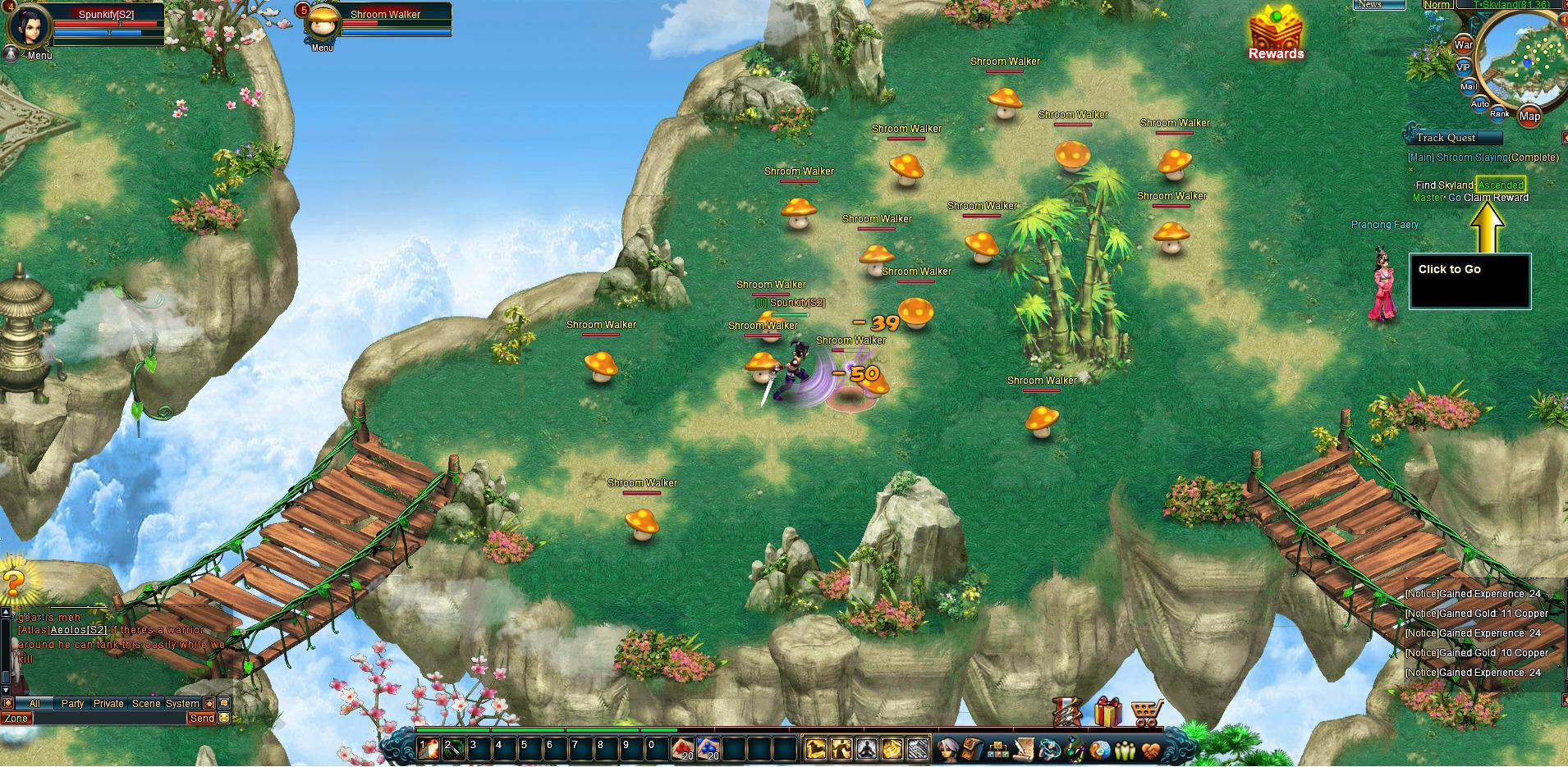 Mythic-Saga-combat-screenshots-2