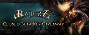 RaiderZ Closed Beta Key Giveaway (US Only) 2