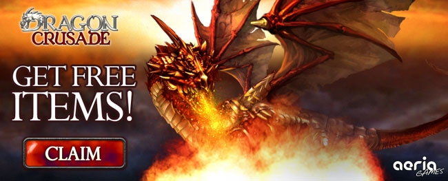 Dragon Crusade Platinum Pack Giveaway