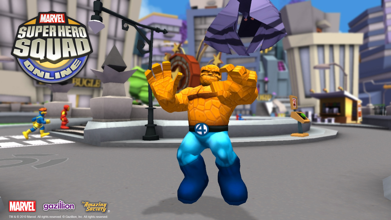 Super Heros Online