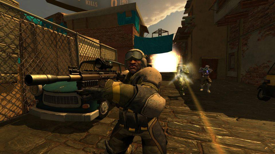 Offensive Combat (4)