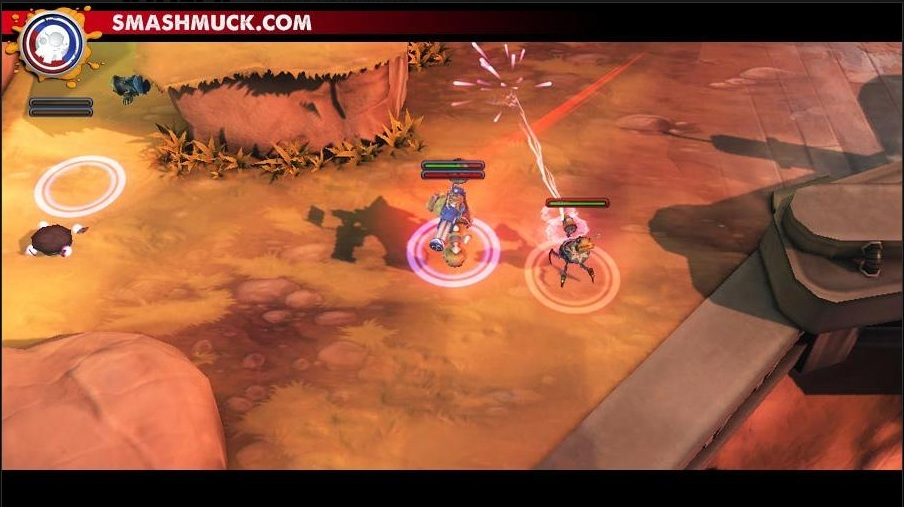 SmashMuck Champions 2
