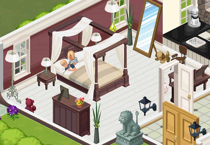 The Sims Social Review And Download