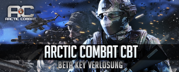 Arctic Combat Closed Beta Key Giveaway