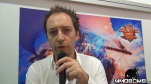 gPotato Video Interview - Gamescom 2012 2