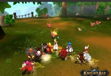 Knight Age Open Beta Date Announced