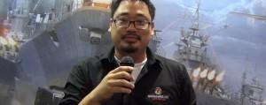 Wargaming Video Interview - Gamescom 2012