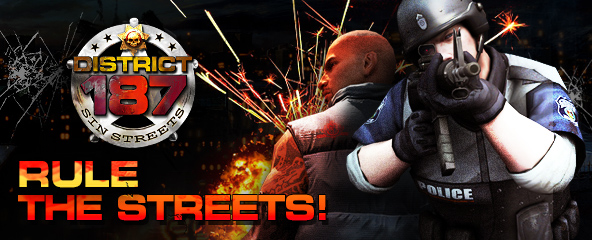 District 187 Closed Beta Key Giveaway