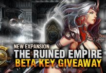 C9 The Ruined Empire Beta Key Giveaway 1