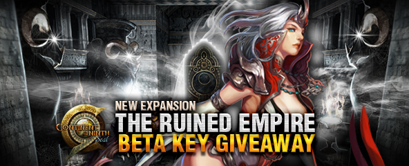 C9 The Ruined Empire Beta Key Giveaway