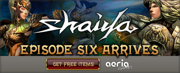 Shaiya Ep. 6 Mystery Box Giveaway