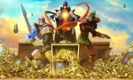 The Mighty Quest For Epic Loot Trailer Details the art of Castle Defense