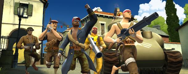Battlefield Heroes Free Items Giveaway