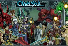 Turn-based PvP MMORPG Oversoul Open Beta Announced