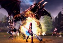 Exclusive RaiderZ Trailer Pits Players Vs Chimera 1
