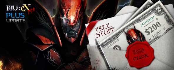 MU Online eX700 PLUS Item Pack Giveaway (worth $200)
