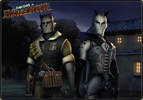 Battlefield Heroes Halloween Giveaway (Worth $10)
